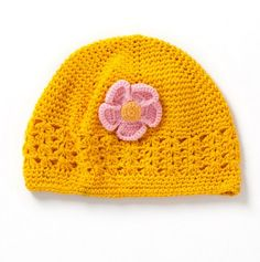 Crocheted Hat for Baby/Toddler.