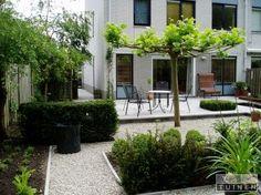 De hovenier voor aanleg van strakke moderne, architectonische tuinen!