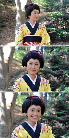 こういう新垣サンも好きやよ♡ #新垣結衣 #ガッキー #ゆいぼ #YuiAragaki #リーガルハイ #町娘 #着物 Japanese Mythology, Aragaki Yui, Actresses, Portrait, My Love, Celebrities, Cute, Beautiful, Beauty