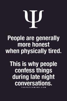 Late night conversation /adda