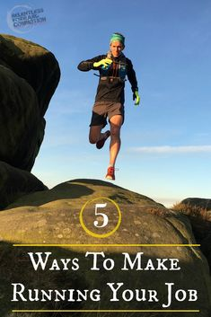 Do you long to make running your career, to surround yourself with like-minded people, and to share your passion for this life-changing sport with other people?  Of course you do!  Here are five ways to make it happen.