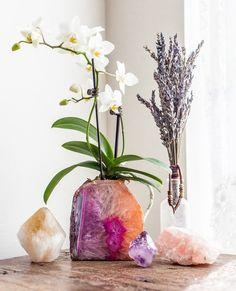 exPress-o: Autumn Home Tweak: Agate planter