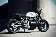 BMW K75 Streetfighter by Renard Speed Shop 1. http://hiconsumption.com/2014/05/bmw-k75-streetfighter-by-renard-speed-shop/