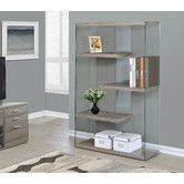 """Found it at AllModern - Reclaimed-Look / Tempered Glass 60"""" Accent Shelves"""