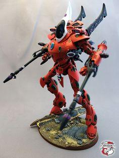 Saim-Hann Wraith Knight
