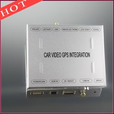 car Video Interface for BMW CIC 2010-2011 1/3/5/X5/X6 series