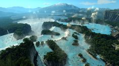 Fantasy map - Eorzea - 009 by Ulysses182.deviantart.com on @DeviantArt