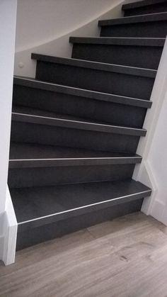 Winder Stairs, Happy New Home, Basement Stairs, Stair Storage, Stairway To Heaven, Stair Railing, Smart Home, Stairways, Home Improvement