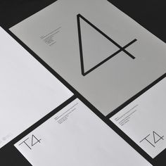 Brand identity for Taller 4 by Bosco Design _