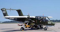 USMC North American Bronco from circa Ov 10, Us Military Aircraft, Us Marines, Marine Corps, Usmc, Fighter Jets, Aviation, American, Airplanes