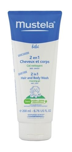 2 in 1 shampoo and body wash (love this product)