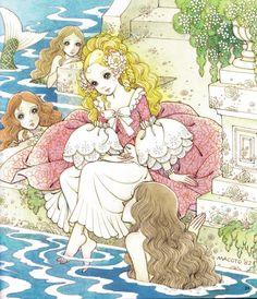 ???????????? The Little Mermaidillustration:Macoto Takahashi