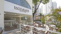 Bacio Di Late Moema  Av. Rouxinol, 576 São Paulo - SP 04516-000, Brasil 2ª a 6ª 11h às 23hSáb 11h às 23hDom / Fer 11h às 22h #SP #icecream #day