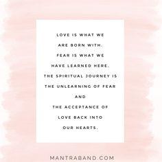 www.mantraband.com ❤️ - - - - - #Quote #Inspirationalquote #Love #LosAngeles #California #OrangeCounty #Beach #LagunaBeach #DanaPoint #BeachVibes