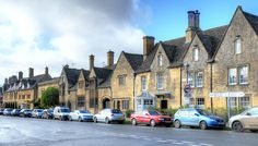 High Street, Chipping Campden, Gloucestershire, South West England, UK || by Baz Richardson, via Flickr