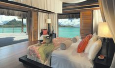 6 Day Luxury Bora Bora Wedding Package From $5119. I think this would be amazing!!! I'm soooo down!!!