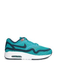 timeless design 13561 f05df Image 1 of Nike Air Max 1 Breeze Jade Trainers Air Max 1, Nike Air