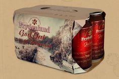 Frydenlund by FRANK. , via Behance