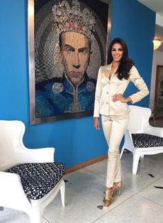 ¡A bajarse de la mula! Miss Venezuela 2016 podría faltar al Miss Universo