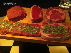 Gaucho Grill steaks