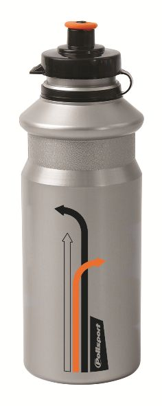 Arrow Bottle - Soft push-pull tip. Regular Hi-Flow of liquid. Ergonomic grip. We don't recommend heating the bottle in a microwave since contents can heat unevenly. We only recommend putting warm liquids in the Arrows and Trickle Bottles. Complies with food contact regulations.