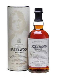 Hazelwood Reserve (Kininvie) 1990 / 17 Year Old / Speyside Single Malt Scotch Whisky Distillery Bottling Whiskey Or Whisky, Good Whiskey, Single Malt Whisky, Scotch Whiskey, Speyside Whisky, Blended Whisky, Spiritus, Home Brewing Beer, Spirit Drink