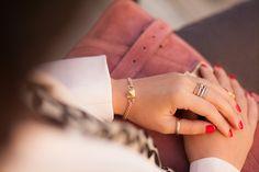 Autumn Rose :: Blush blazer & Diamond patterns : Wendy's Lookbook