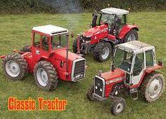 Afbeeldingsresultaat voor classic tractor