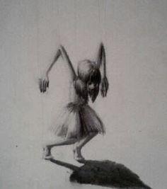 marionetta ballerina