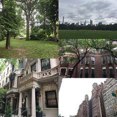 Central park et Upper East Side