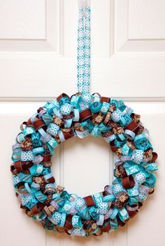 I just love wreaths