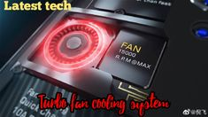 Nubia Red Magic Active Fan Cooling Solution Explained by CEO Ni Fei - Newsnow Digital Concept Phones, Tablet Reviews, Mobile World Congress, The Day Will Come, New Phones, New Technology, Product Launch, Magic