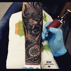 See this Instagram photo by @drozdovtattoo • 423 likes