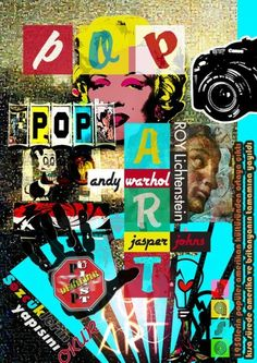 Pop art-and-inspiration