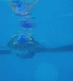 Desconectandome del mundo #loveswimming
