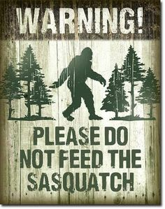 All signs are professionally painted using vibrant, quality paints. We have a wide variety of nostalgic, vintage, retro and sports signs. Our signs are perfect Bigfoot Birthday, Bigfoot Party, Tin Signs, Metal Signs, Wall Signs, Hanging Signs, Wall Plaques, Paranormal, Bigfoot Pictures