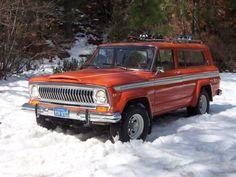 '74-78 Jeep Cherokee SJ Chief