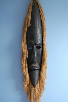 African mask, J. Shakespeare