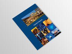 Quinnipiac Graduate Programs Brochure Graphic Design: Granite Bay