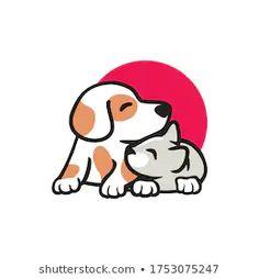 Logo Gato, Cat Logo, Shark Activities, Fun Activities For Kids, Pet Shop, Pet Branding, Dog Logo Design, Pet Hotel, Dog Store