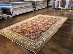 Handwoven modern rugs and oriental rugs. The human touch and countless hours spent perfecting each rug make them functional pieces of art. Oriental Carpet, Oriental Rug, Contemporary Rugs, Modern Rugs, Istanbul, Cheap Rugs, Rug Store, Tribal Rug, Antiquities