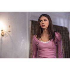 Elena Gilbert ❤ liked on Polyvore featuring nina dobrev, vampire diaries, nina, imagenes and people