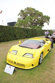 Bugatti EB110, Festival of Speed 2015 Goodwood