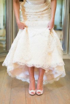 Bridal shoe ideas and inspiration