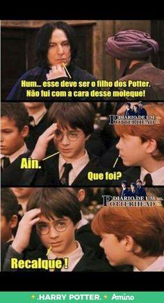 Draco Harry Potter, Harry Potter Anime, Memes Do Harry Potter, Harry Potter Tumblr, Top Memes, Funny Memes, Saga, Harr Potter, Little Memes