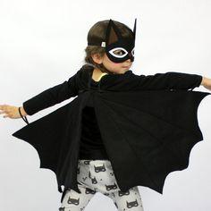 The Bat Handmade Children& Costume Bat Costume, Retro Costume, Diy Costumes, Costumes For Women, Halloween Costumes, Halloween Ideas, Costume Ideas, Fancy Dress, Dress Up