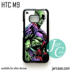 Martian Phone Case for HTC One M9 case and other HTC Devices