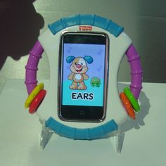iphone for liten og iphone for stor