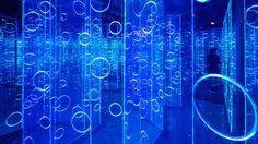 Colorful & Illuminated Labyrinthe in China – Fubiz Media