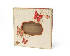 Butterfly Card - Art Philosophy Cricut Cartridge